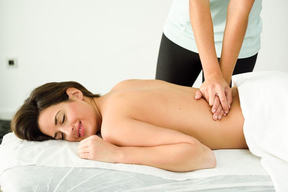 masaje relajante en Barcelona